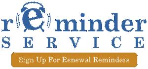 Renewal Reminder Service